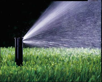 Sprinklers/Irrigation