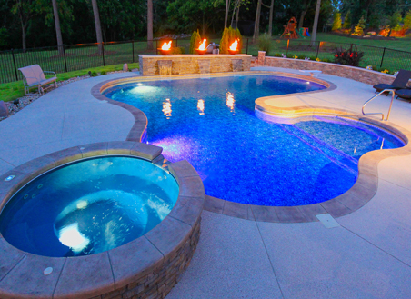 Award Winning Pools & Spas
